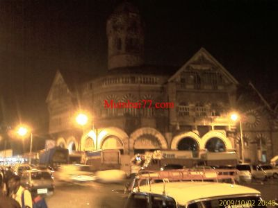 Market Structure at Night