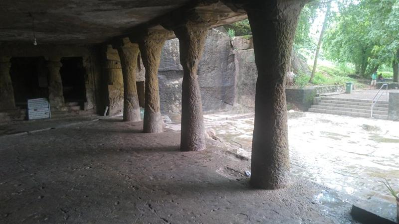 Caves Pillars