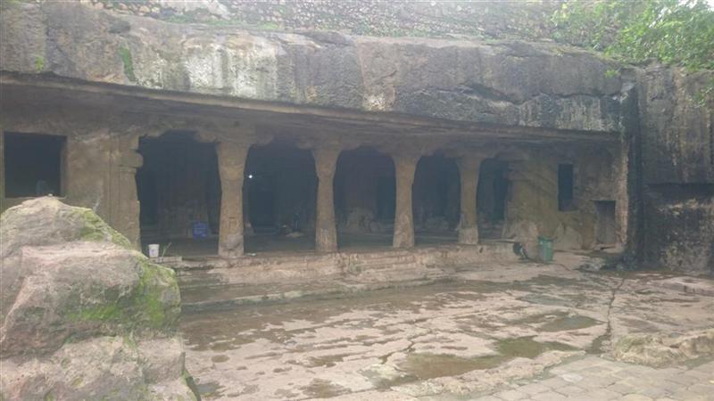 Lord Shiva's Mandapeshwar Caves at Borivali / Dahisar.