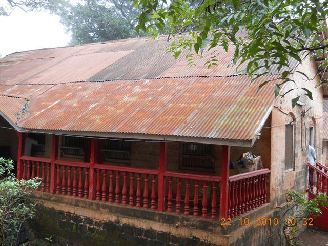 Old Post Office at Matheran