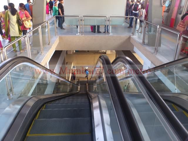 Brand New Escalators