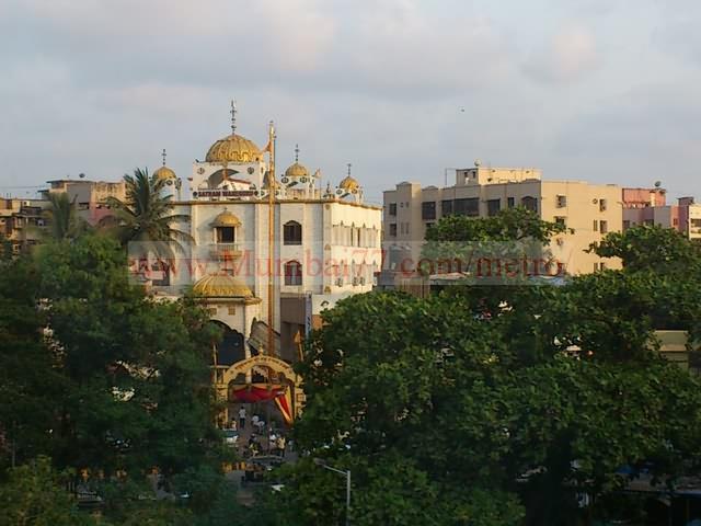 Gurudwara View From Train