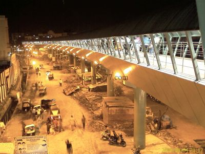 Mira Road Station Side Sky Walk