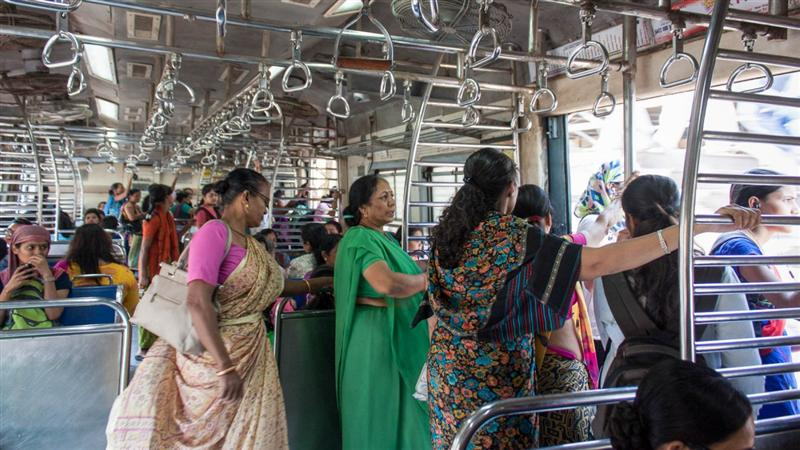 Ladies Compartment View