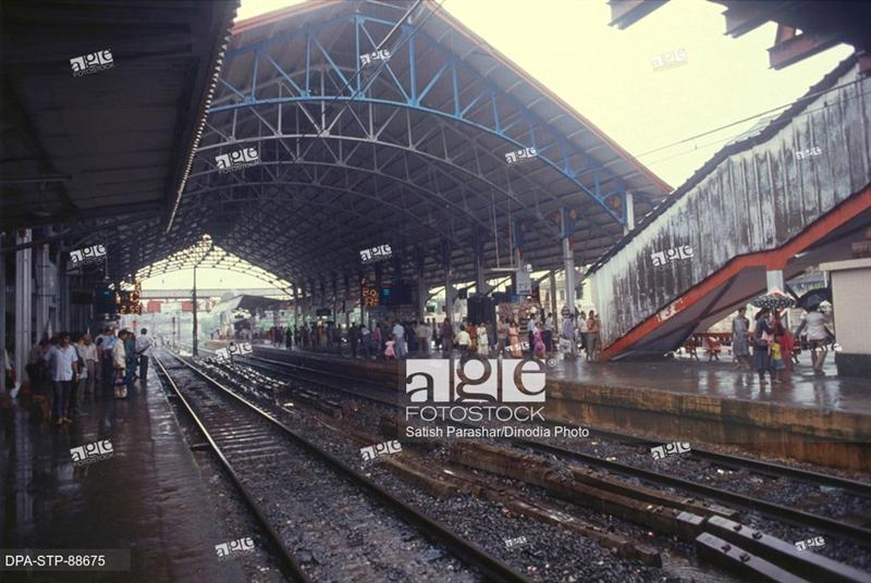 Old Bandra Station Used to Look Like This
