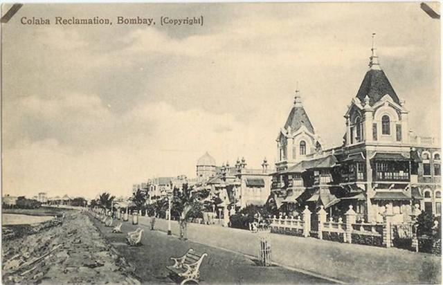 Colaba Use to Look Like This in Bombay