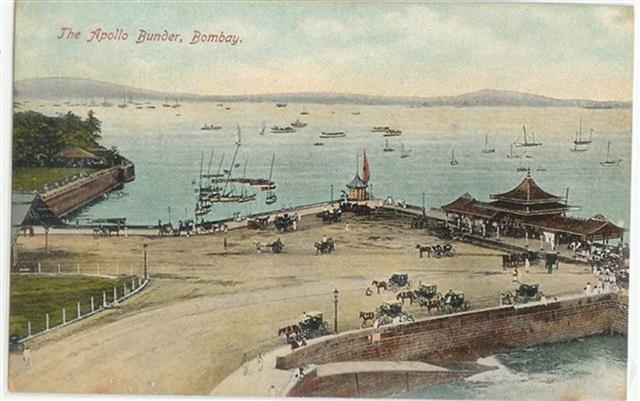 Apollo Bunder Old Bombay Ancient