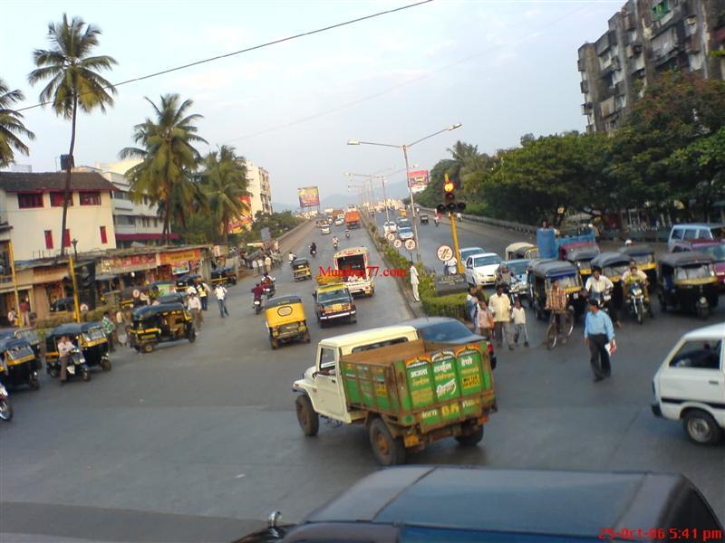 Mumbai Street Photography Real Life View Of City