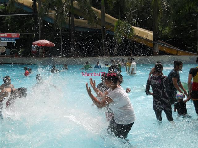 Tikujini Wadi Swimming Pool
