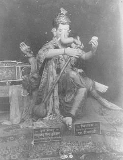 Lalbaugcha Raja Year 1940