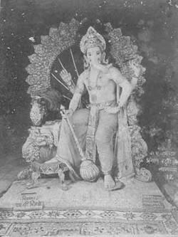 Lalbaugcha Raja Year 1945