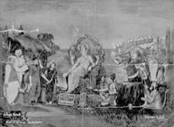 Lalbaugcha Raja Year 1965