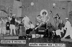 Lalbaugcha Raja Year 1969