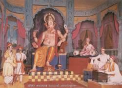 Lalbaugcha Raja Year 1984