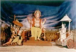 Lalbaugcha Raja Year 1989