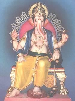 Lalbaugcha Raja Year 1991