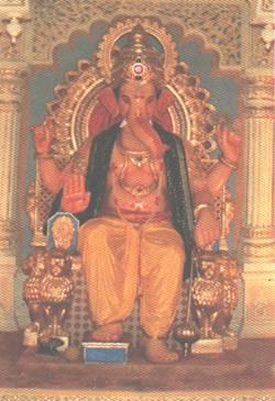 Lalbaugcha Raja Year 1993