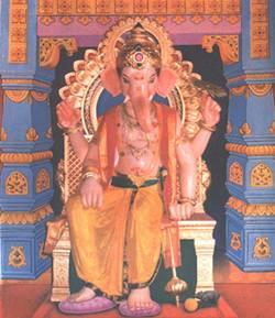 Lalbaugcha Raja Year 1994