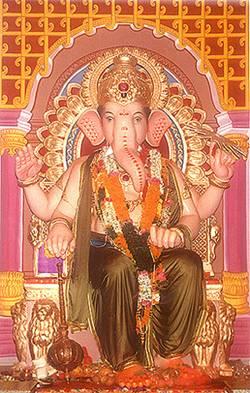 Lalbaugcha Raja Year 1996