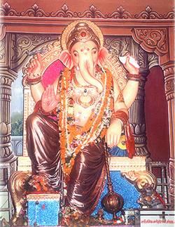 Lalbaugcha Raja Year 1998