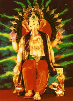 Lalbaugcha Raja Year 2002