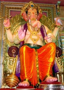 Lalbaugcha Raja Year 2007