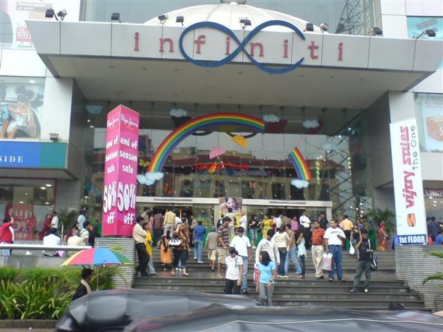 Infinity Mall Andheri Link Road