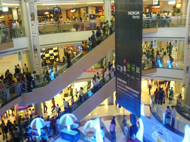 InOrbit Mall Lifestyle Stores