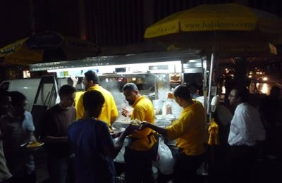 Late Night Food Options - Mumbai