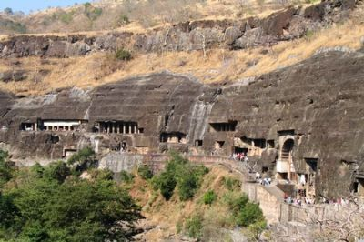 Ajanta Caves Picture