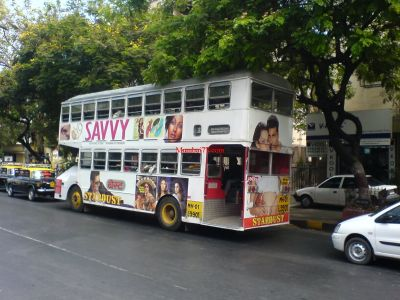 BEST Undertaking Bus in Mumbai