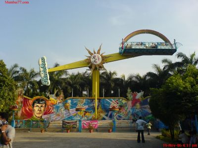 Essel World at Borivali (Mumbai)