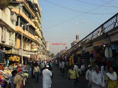 Grant Road in Mumbai