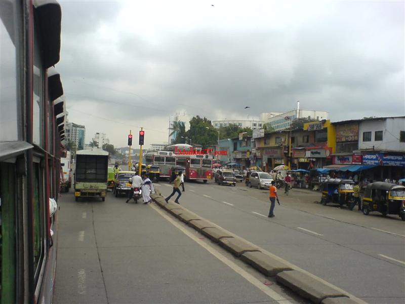Old Andheri Kurla Road Sakinaka