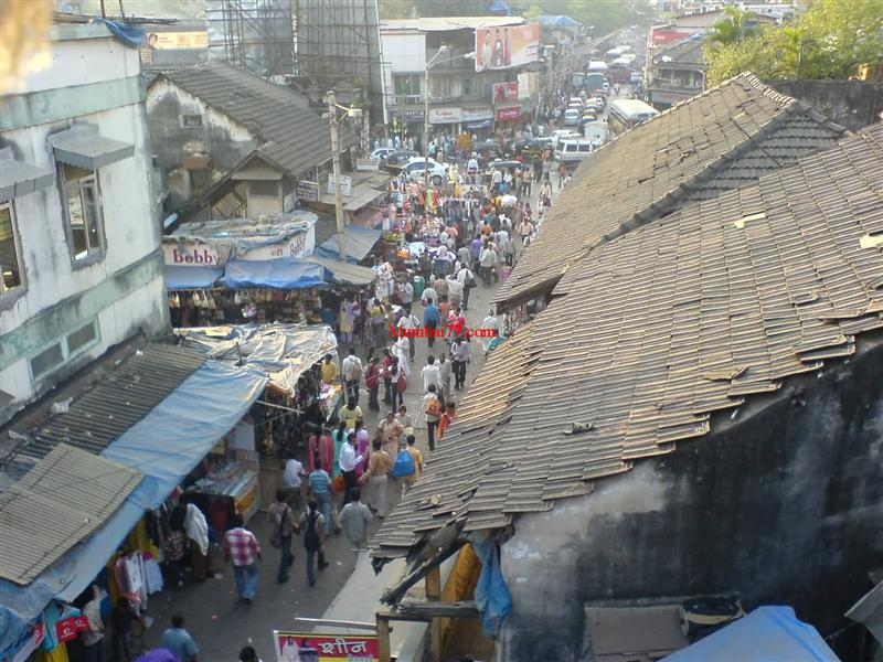 Andheri West Market Area