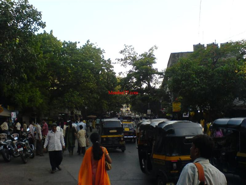 Chinai MVLU College Road