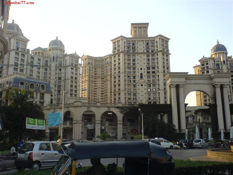 Andheri Hiranandani in Those Days