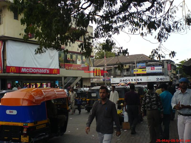 McDonalds Andheri Station