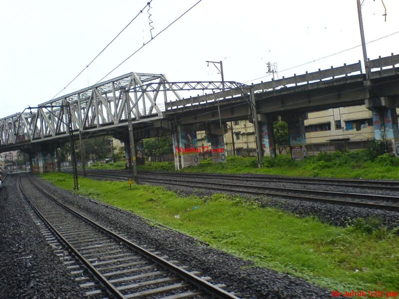 Central Railway Over Crossing Photo
