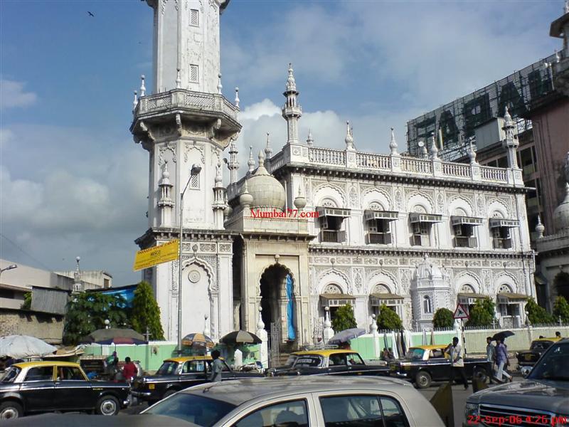 SV Road Jama Masjid