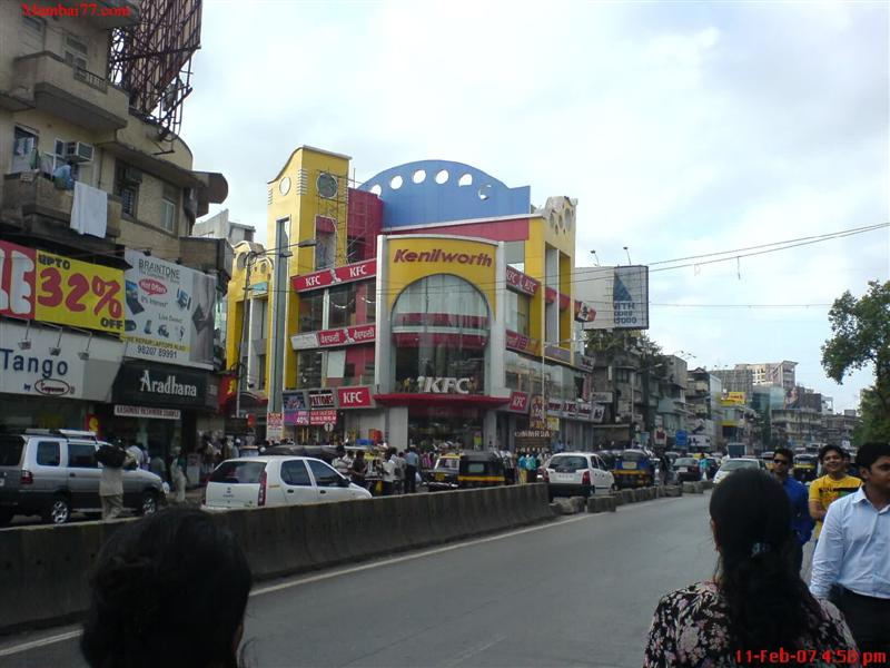 Streets Of Linking Road