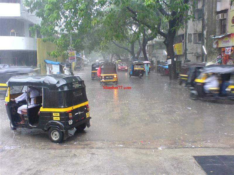 Old Jamli Galli in Monsoon