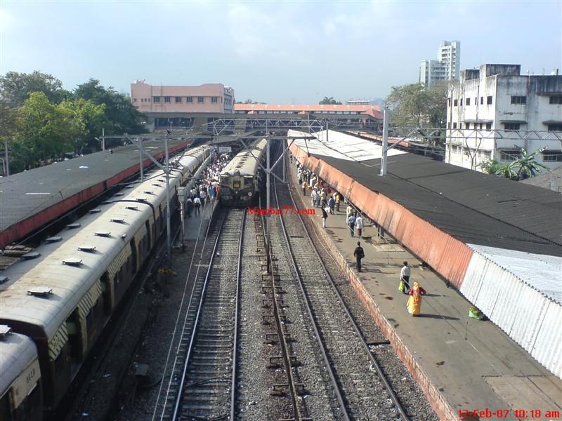 Dadar Station Old View