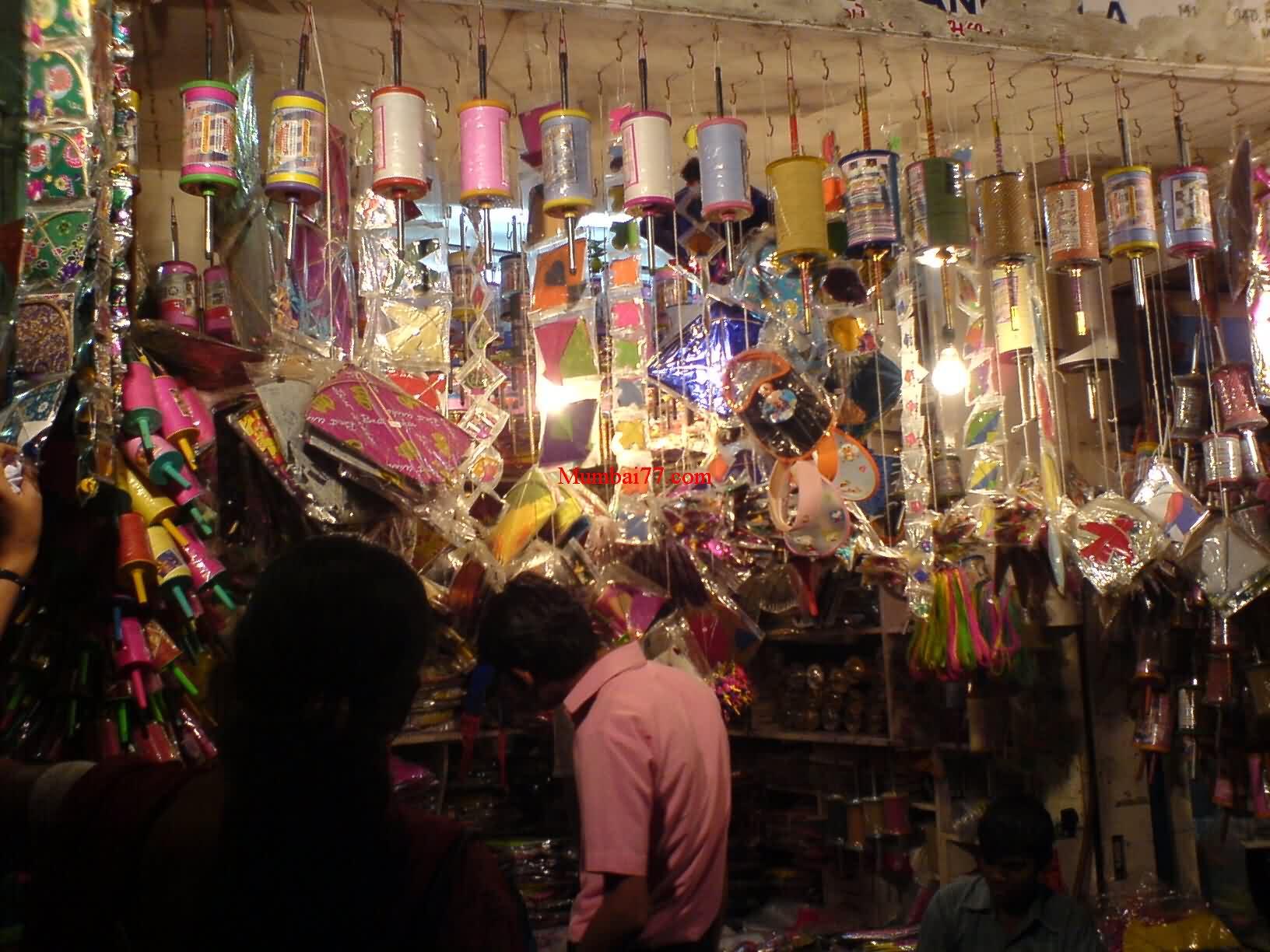 Kites Festival Mumbai