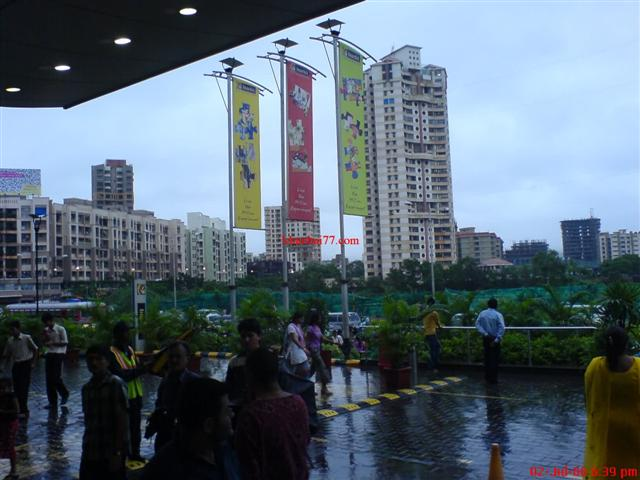 Malad Link Road InOrbit Mall