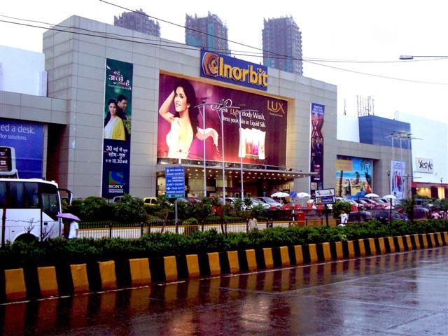 InOrbit Mall Few Years Back