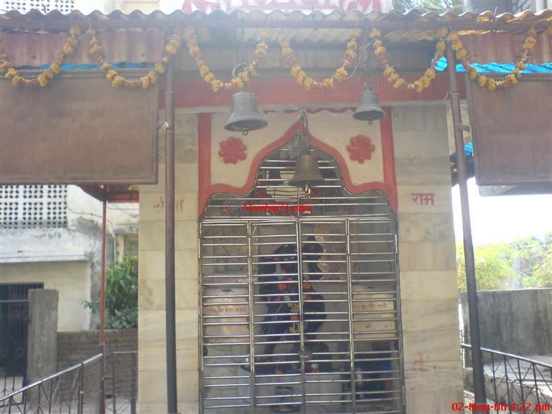 Kala Hanuman Temple Virar