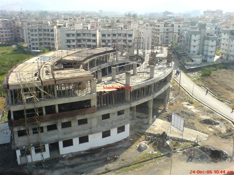 Muljibhai International School Under Construction