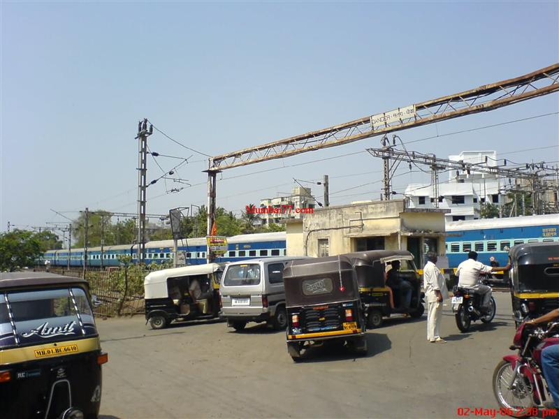 Old Railway Crossing Fatak of Virar