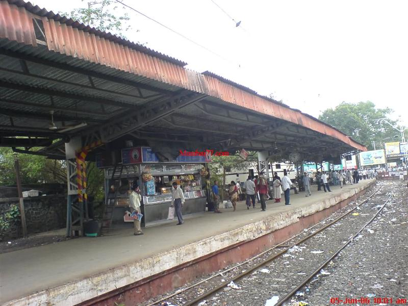 Old Railway Station View